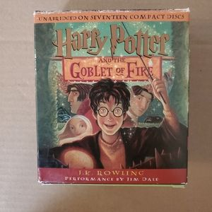 Harry Potter and the Goblet of Fire Audio …